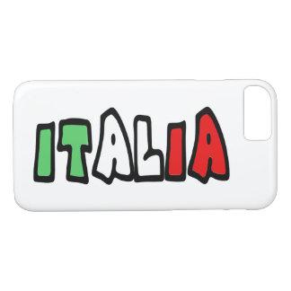 Italia Capa iPhone 8/7