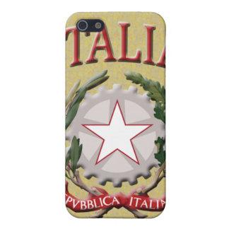 Italia Capas iPhone 5