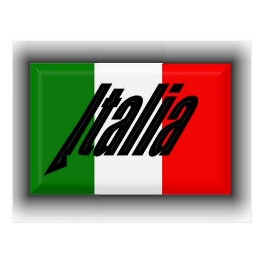 Italia Cartão Postal