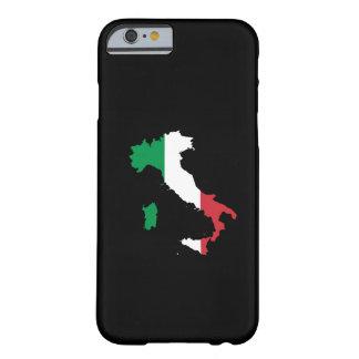 Italia em cores da bandeira capa iPhone 6 barely there