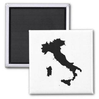 Italia Ímã Quadrado