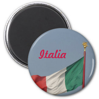 Italia Ímã Redondo 5.08cm