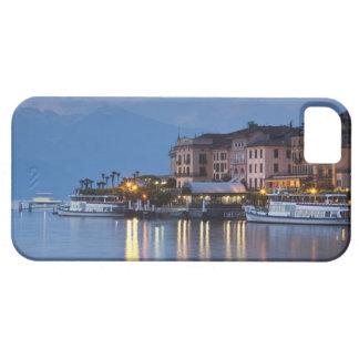 Italia, província de Como, Bellagio. Opinião da ci Capa iPhone 5