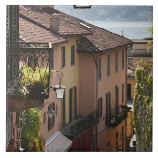 Italia, província de Como, Bellagio. Salita Azulejos De Cerâmica