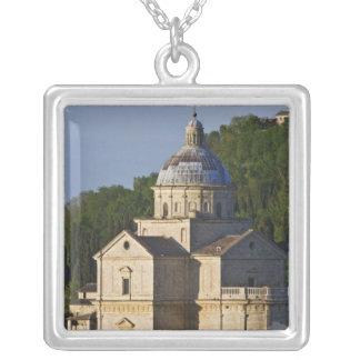 Italia, Toscânia, Montepulciano. Igreja de San Colar Banhado A Prata