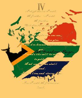 IV África do Sul III T-shirt
