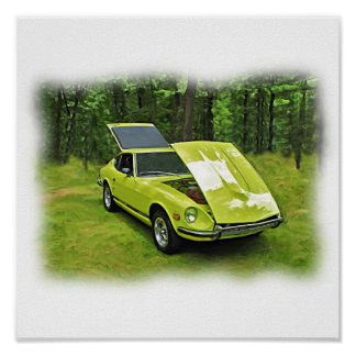 J240Z_Painting Poster