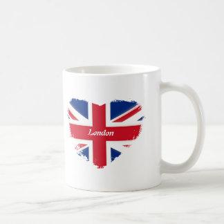 J Londres love Caneca De Café
