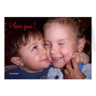 J love you! cartoes