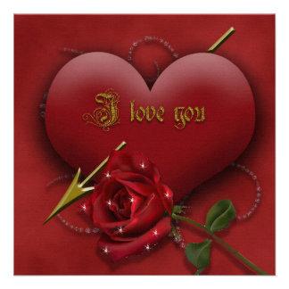 J Love You Convite