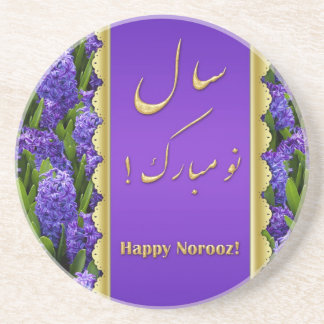 Jacintos felizes nobres de Norooz - porta copos do