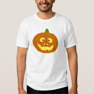 Jack-o-lanterna T-shirts