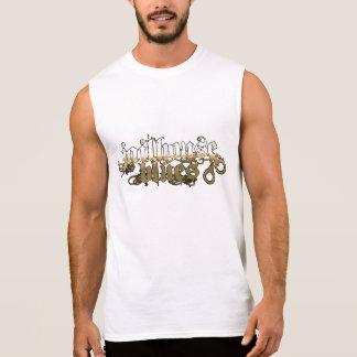 Jailhouse Blues® Camisa Sem Mangas