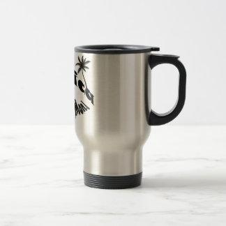 """Jamaica """"No problema Mon!"""" Coffee Mug Caneca Térmica"""