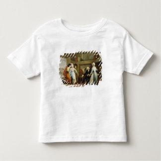 """""""Jantando nos Hayfields"""" (surpreendidos pelo Sr. T-shirts"""