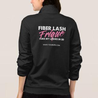 Jaqueta de Frique do chicote da fibra -