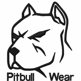 Jaqueta do desgaste de Pitbull