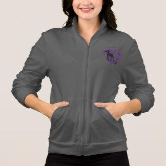 Jaqueta do suor do logotipo de GDFRL
