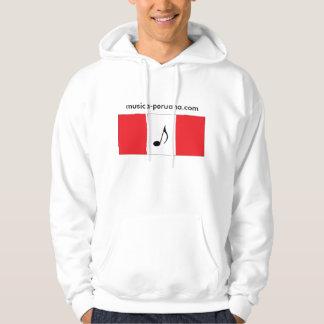 jaqueta do suor, musica-peruana.com moletom com capuz