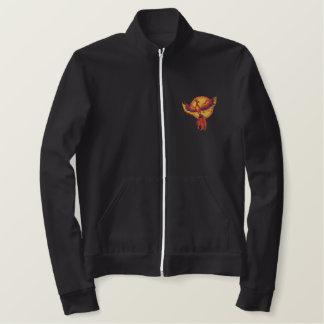 Jaqueta Esportiva Bordada Ascensão de Phoenix