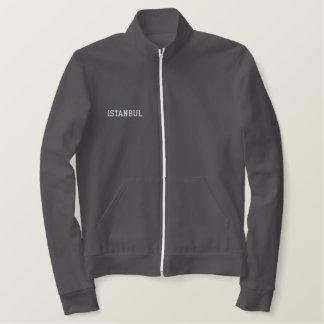 Jaqueta Esportiva Bordada Camisa de Istambul