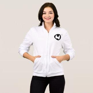 Jaqueta Estampada Associação americana do tiróide