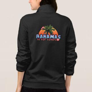 Jaquetas Bahamas são para amantes
