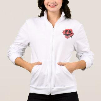 Jaquetas Estampadas Armário da forma da ioga
