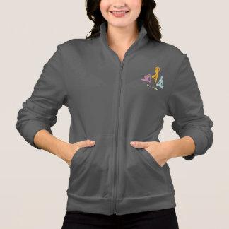 Jaquetas Para Estampar A ioga levanta (personalizado)
