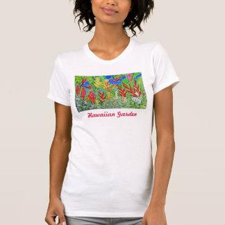 Jardim havaiano tshirts