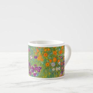 Jardim por Gustavo Klimt Xícara De Espresso