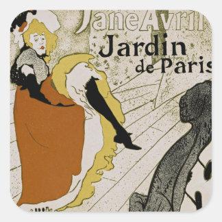 Jardin de Paris Adesivos