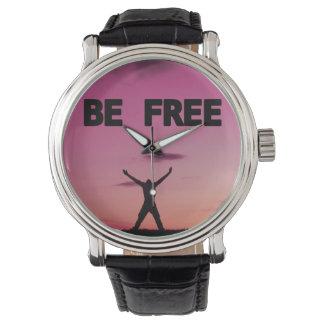 JaredWatkins seja relógio livre da coleção