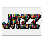 Jazz Cartão Comemorativo
