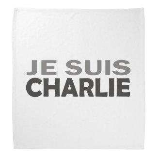 Je Suis Charlie Bandanas