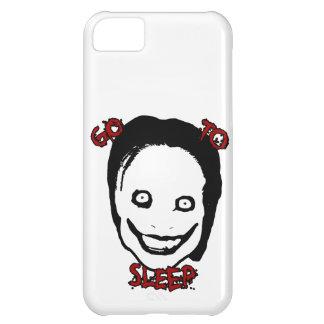 Jeff o assassino capa para iPhone 5C