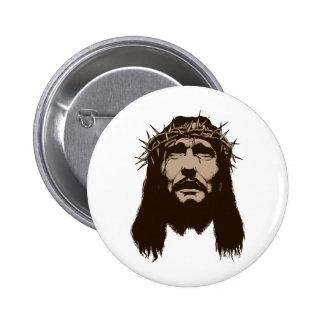 JESUS COM A COROA DE THO BOTONS