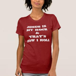 Jesus é meu t-shirt da ROCHA