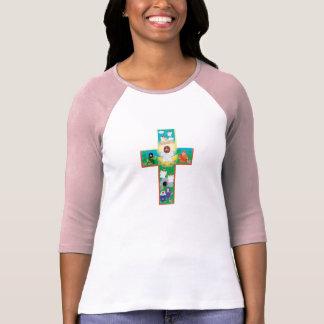 Jesus Is Risen Jesus Ressucitou T-shirt