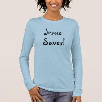 Jesus salvar t-shirt
