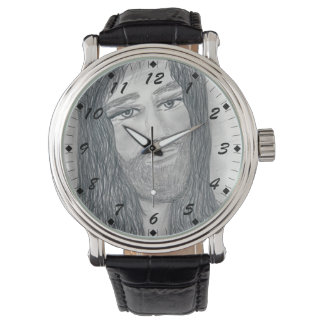 Jesus sereno relógio