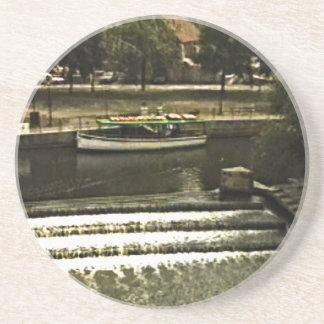 jGibney de Inglaterra 1986 snap-11510art do banho Porta Copos