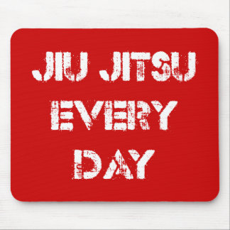 Jiu Jitsu cada dia Mousepad