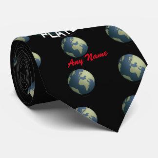 Jogador de futebol do mundo o melhor gravata