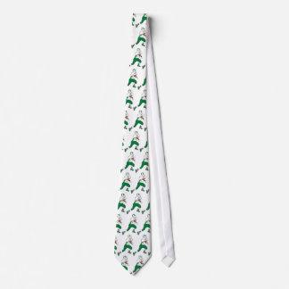 Jogador de futebol gravata
