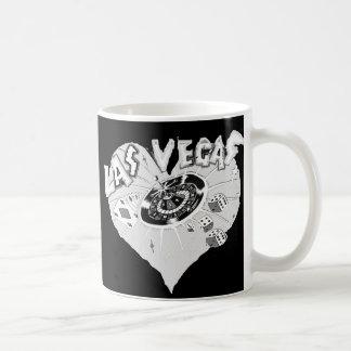 Jogador de Las Vegas Caneca De Café