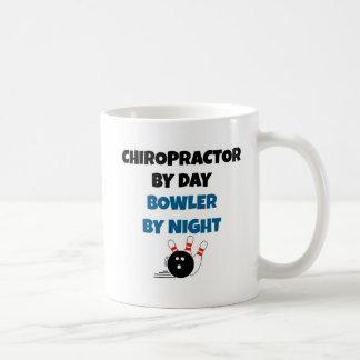 Jogador do Chiropractor Caneca De Café