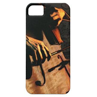 Jogador do violoncelo capas para iPhone 5