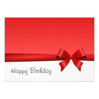 Jogar cartas cartão postal Amola happy birthday Convites