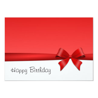 Jogar cartas cartão postal Amola happy birthday Convite 12.7 X 17.78cm